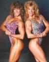 Girl with muscle - Tara Dodane/Liza Larence