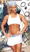 Girl with muscle - Trina Gillis