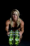 Girl with muscle - Aubrie Richeson