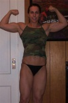 Girl with muscle - Nicole Krane
