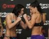 Girl with muscle - Shana Olsen (usa) and Julia Budd (can)