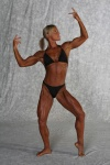 Girl with muscle - Laurey Heinrich