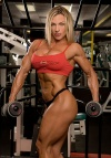 Girl with muscle - Debi Laszewski