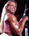 Girl with muscle - Theresa O'Brien