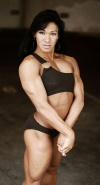 Girl with muscle - Venus Nguyen