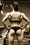 Girl with muscle - Emily Stirling