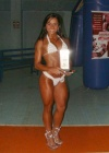 Girl with muscle - Camila Rodrigues