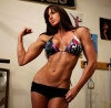 Girl with muscle - Kristal