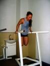 Girl with muscle - Inna Trofimenkova