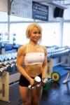 Girl with muscle - Irina Mineeva