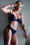 Girl with muscle - amy kessler