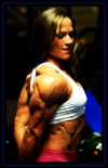 Girl with muscle - Nora Girones