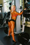 Girl with muscle - Heather Mae French