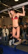 Girl with muscle - Sarah De Herdt