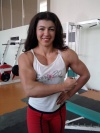 Girl with muscle - Martina Hornakova