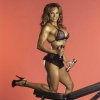 Girl with muscle - Adela Garcia Friedmansky