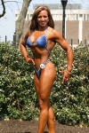 Girl with muscle - Chrissy Garcia