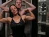 Girl with muscle - Mari Tirroniemi