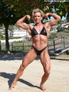 Girl with muscle - Andrea Zurcher