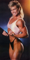Girl with muscle - Lori Fetrick