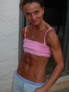 Girl with muscle - Mia Ryhmes