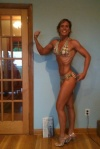 Girl with muscle - Valerie Koloseus
