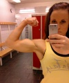 Girl with muscle - Millan Sandberg