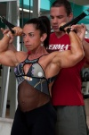 Girl with muscle - Claudia Vieira