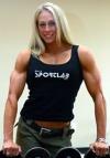 Girl with muscle - Mindi O'Brien