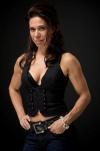 Girl with muscle - Katherine Adamenko