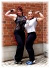 Girl with muscle - Anna-Maria Rosén, Jill Mills