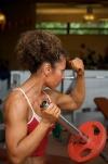 Girl with muscle - Jenny Gaidoukevitch