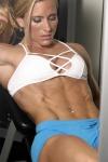 Girl with muscle - Loana Muttoni