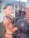 Girl with muscle - Tereza Augusta De Carvalho