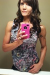 Girl with muscle - Stephanie