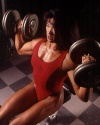 Girl with muscle - Rita Dytuco