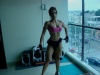 Girl with muscle - Gisselle Rivas