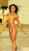 Girl with muscle - Minna Lessig