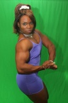 Girl with muscle - Nadia