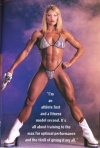 Girl with muscle - Mary Yockey