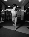 Girl with muscle - Karolina Holubcova