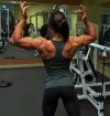 Girl with muscle - Danielle MacPherson