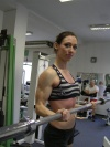 Girl with muscle - klaudia