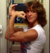 Girl with muscle - Lynette