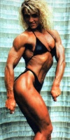 Girl with muscle - Karen Smith