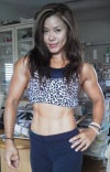 Girl with muscle - Tomoko Kanda