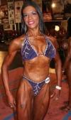 Girl with muscle - Paula Hannah