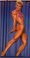 Girl with muscle - Deanna Panting