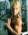Girl with muscle - Lindsay Frigault