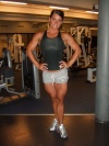 Girl with muscle - Kristina Dybdahl